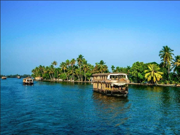 Munnar – Alleppey Tour package